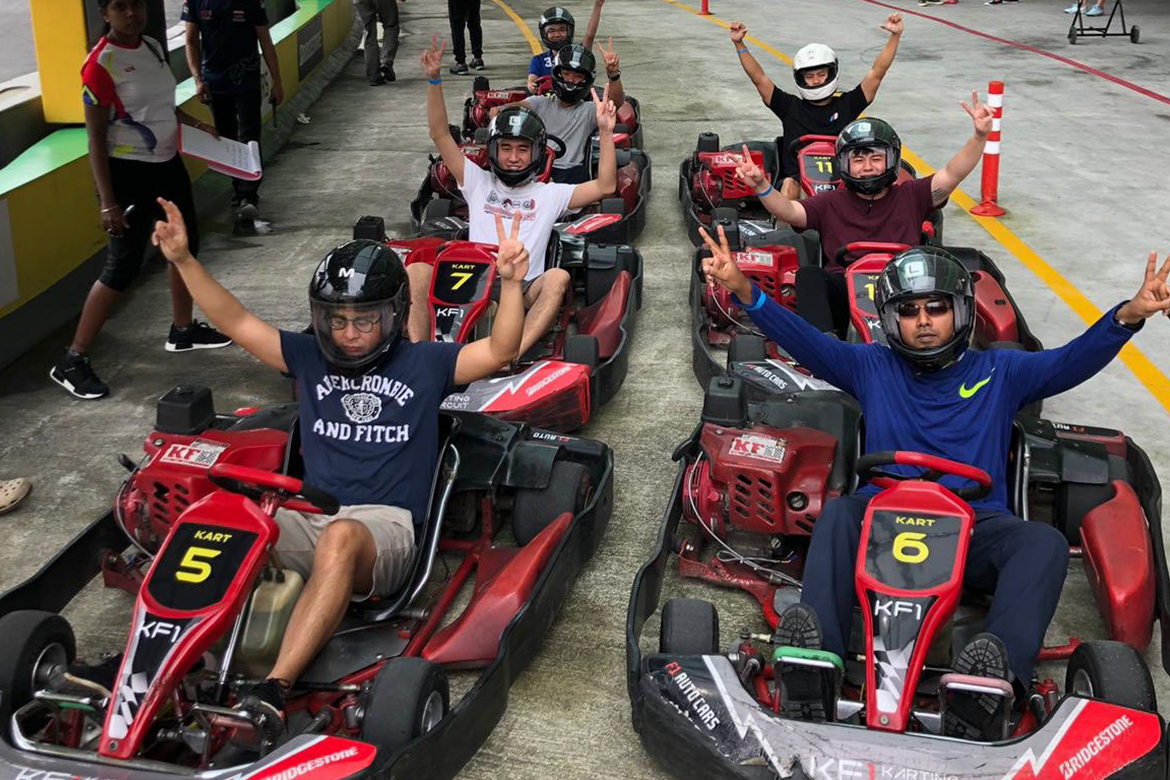 GoKart Session