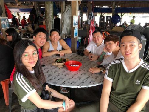 1st Drive to Malaysia (06 Oct 2018)