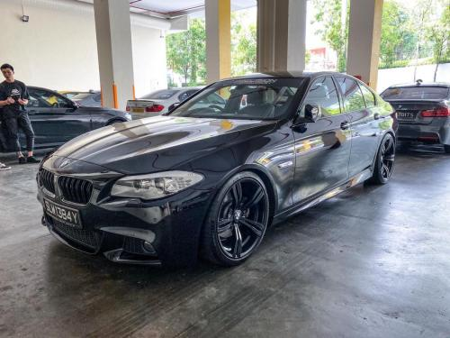 Proud to mention BMW Car Club Singapore and other Car Clubs have made it to the Singapore Book of Record for the most number of cars gathered at Changi Exhibition Centre on the 9th November 2019!Thank you Singapore Motor Festival !