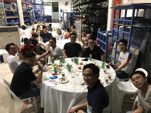BMW Car Club Singapore - Break The Ice 2019