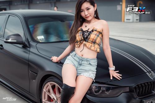 BMW F3X Carros Center Gathering