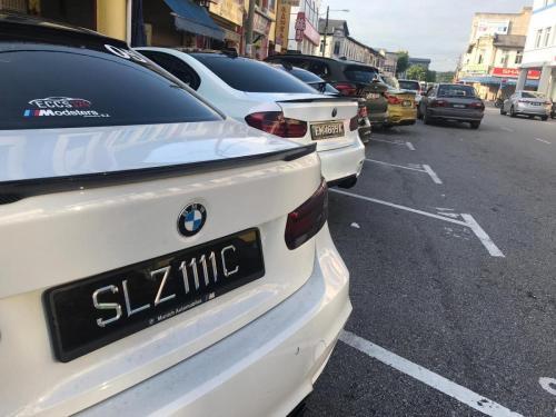 BMW F3X's April Event - Second Malaysia Drive!
