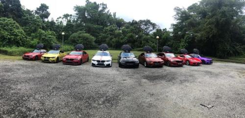 BMW F3X Group Sg Photo shoot at Demsey Hill