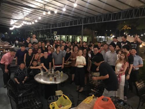 BMW F3X SG 2019 (ANNUAL DINNER @ THREE PEACOCK)