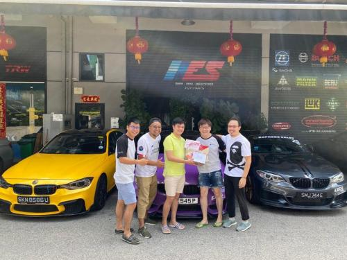 CNY Gift to Sponsor 2020
