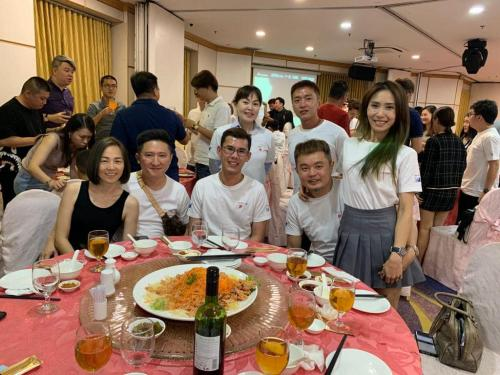 BCCS Chinese New Year Lou Hei - 31st Jan 2020