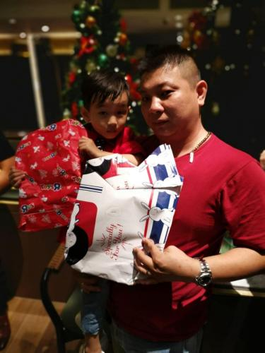 BMW F3X Group SG Christmas Party 2018